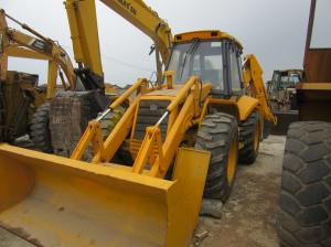China JCB 4CX Backhoe loader,used JCB Backhoe loader for sale on sale