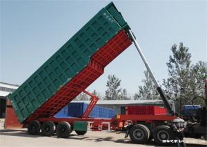 China 25T 40T  new condition with LED light tipper dump truck mining used on sale