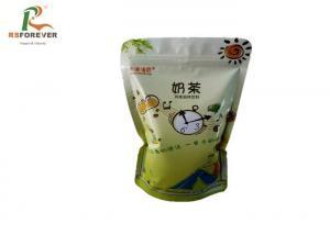 China Custom Printed Top Zip Plastic Bags on sale