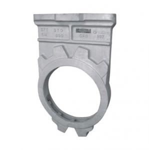 China Stainless Steel Investment Lost Wax Valve Body Casting For Knife Gate Valve on sale