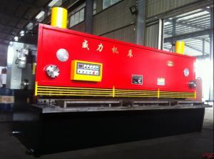 China Hydraulic CNC  press brake machine on sale