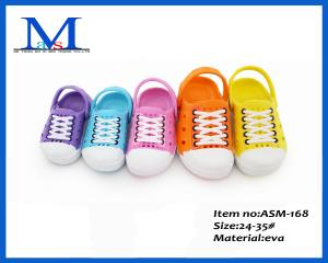 China Fashion cheap high quanlity children's EVA slippers for 2014 ASM-168 on sale