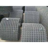 Industrial Stainless Steel Crimped Wire Netting With Hot Dipped Galvanized