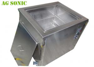 China 61L Stainless Steel Digital Ultrasonic Jewelry CleanerWith Movable Castors on sale