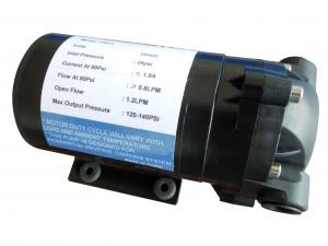 China DC 24V water purfier system RO diaphragm booster pump on sale