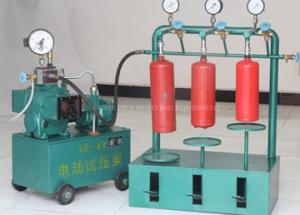 China CO2 fire extinguisher filling machine on sale