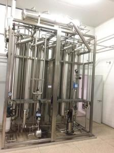 China FDA , USP ,cGMP Standard Water for injection machine manufacturer plant on sale