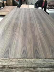 China Black walnut face plywood supplying on sale