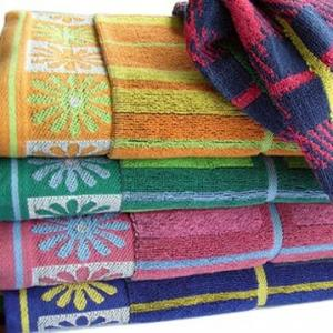 China nice print children bath towel on sale