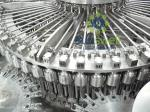 Full Automated Juice Filling Machine High Speed For Apple / Orange / Pineapple Juice