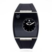 Black Wristband Watch Silicone Men Personalized Silicone Sport Watches