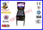 High Speed Funhouse Arcade Pinball Machine With Folding Function