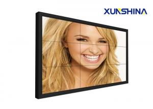 China Free Software LED 3x3 Video Wall For Clothing Shop , LG LCD Video Wall on sale