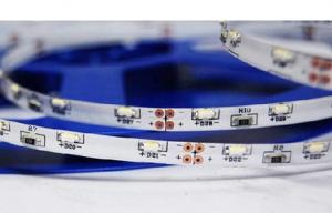China IP44 Red SMD Flexible LED Strip Lights 0.8A 12V , 60leds/m Led Flexible Strip Lights on sale