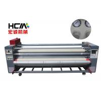 Roller Drum sublimation Rotary Heat Press Machine for clothing / textile