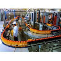 China Apple Juice Production Machine Line , Beverage Juice Automatic Filling Machine on sale
