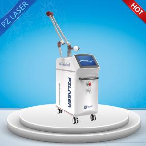 China Invisible Infrared Light Laser Acne Scar Removal Laser Machine 1-6HZ Adjustable on sale