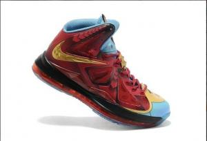 "the best attitude ae850 48b73 ... Quality Shoes-bags-china Nike Lebron James 10 ""Iron Man 3″ Shoes ..."
