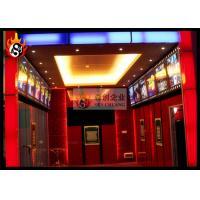 Mini 3D Cinema Systems with Beautiful Cinema Cabin , 3D Mini Cinema