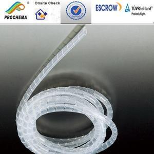 China FEP coiled tube, FEP rotary-cut tube,FEP winding pipe ,FEP wrapped pipe on sale