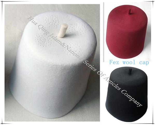 2018 Fez cap (Turkey wool cap) / Fez wool cap / Muslim wool