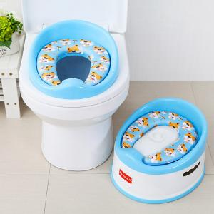 China Portable Baby Products Dairy Plastic Baby Toilet Chair Training Potty PP/PU on sale