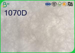 China 1056D 1057D Tyvek Paper Sheets , White Paper Roll For Silica Gel Sachets on sale