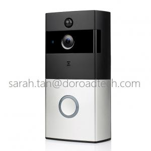 China Smart Video Doorbell Wireless Home WiFi Security Camera with Indoor Chime on sale