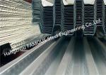 Bond-dek Metal Floor Decking or Comflor 80 , 60 , 210 Composite Floor Deck Equivalent Profile