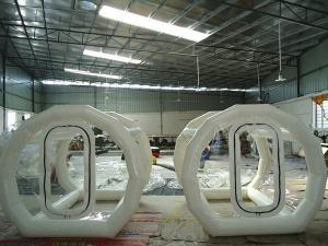 ... Quality Giant Round PVC Clear Inflatable Bubble Tent  Inflatable Globe Tent With Air Mat for ... & Giant Round PVC Clear Inflatable Bubble Tent  Inflatable Globe ...