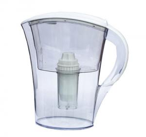 China 3.5L Nano Technology Health Energy Alkaline Water Pitcher / Alkaline Water Filters on sale