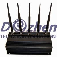 China Universal All Remote Controls Jammer & RF Jammer (868MHz/315MHz/433.92MHz/434MHz/435MHz) on sale