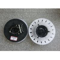 Floor And Street Cleaning Equipment Brushes With Multi Filament Size And Hardness