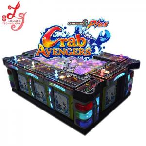 China High Accuracy Fish Hunter Arcade Machine English Version Ocean King Series on sale