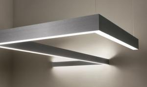 China 8FT 125lm Cool White Recessed Led Strip Lighting , IP20 Linear Led Light Fixture on sale