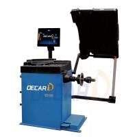 WB170 Full Automatic High Accurate wheel balancing weight machine For CAR
