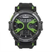 China Special display digital ladies watch , black nice female digital watch on sale