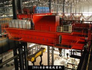 China 20t~900ton double girder crane on sale