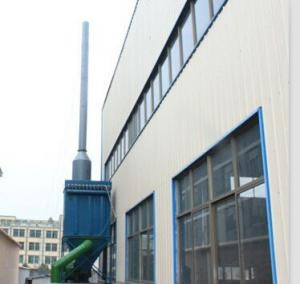 China Industrial Dust Removal Equipment and Flue Gas Desulfurization on sale