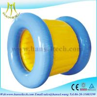 Hansel Inflatable Water Cylinder / Inflatable Roller For Kids Game