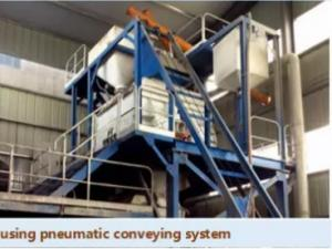 China Lightweight cement and mgo  sandwich insulation wall panel  production line on sale