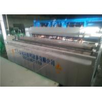 Low Carbon Steel Fence Mesh Welding Machine Multipoint Welding For Geothermal Mesh