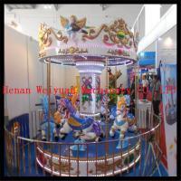 6 seats Easy Funfair Kids Carousel Horse for Sale