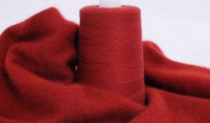 China 36nm/2 50%Wool 50%Cashmere Blended Yarn for  Knitting, Weaving, Hand Knitting and Sewing on sale
