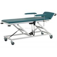China Reliable Medical Examination Couch , Electric Examination Beds Mild Steel Frame on sale