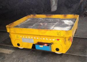 China High temperature battery power billet transfer car on steel rails on sale