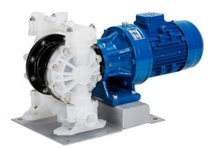 China Polypropylene Pneumatic Diaphragm Pumps With Cycloidal Reducer 3kw on sale