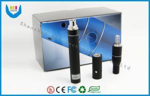 Quality ペン様式の前に乾燥したハーブの蒸発器Lcd 1500のパフ健康なEのタバコ for sale