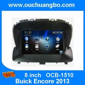 China Ouchuangbo Car Radio DVD Multimedia for Buick Encore 2013 GPS Navigation TV Bluetooth Audi on sale