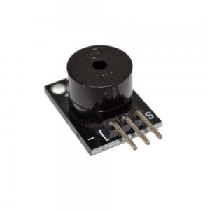 China Buzzer Arduino Laser Module 3 Pin Outlet 3.3-5V Electronic Passive Alarm Module on sale